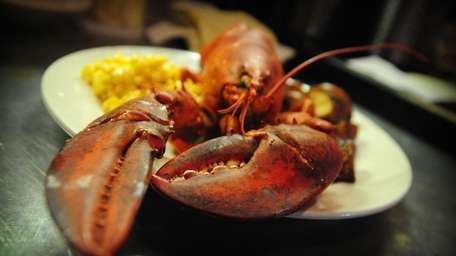 Photos of Lobster night at Nicholas James Bistro