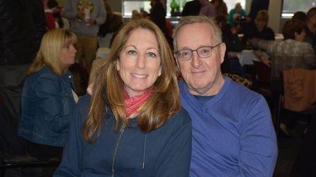 Jodi Cohen and her husband, Dr. L. Michael