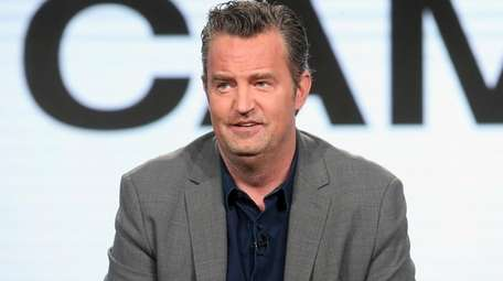 "Matthew Perry of the TV show ""The Kennedys"