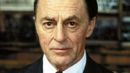 Peter Donat, the Canadian actor who played agent