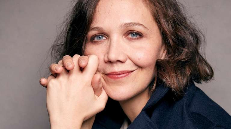"Maggie Gyllenhaal will promote her new film, ""The"