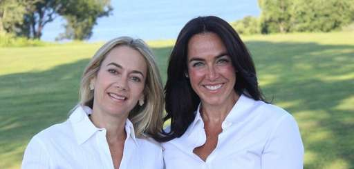 Stacey Kaufman, left, a Port Washington psychologist, and