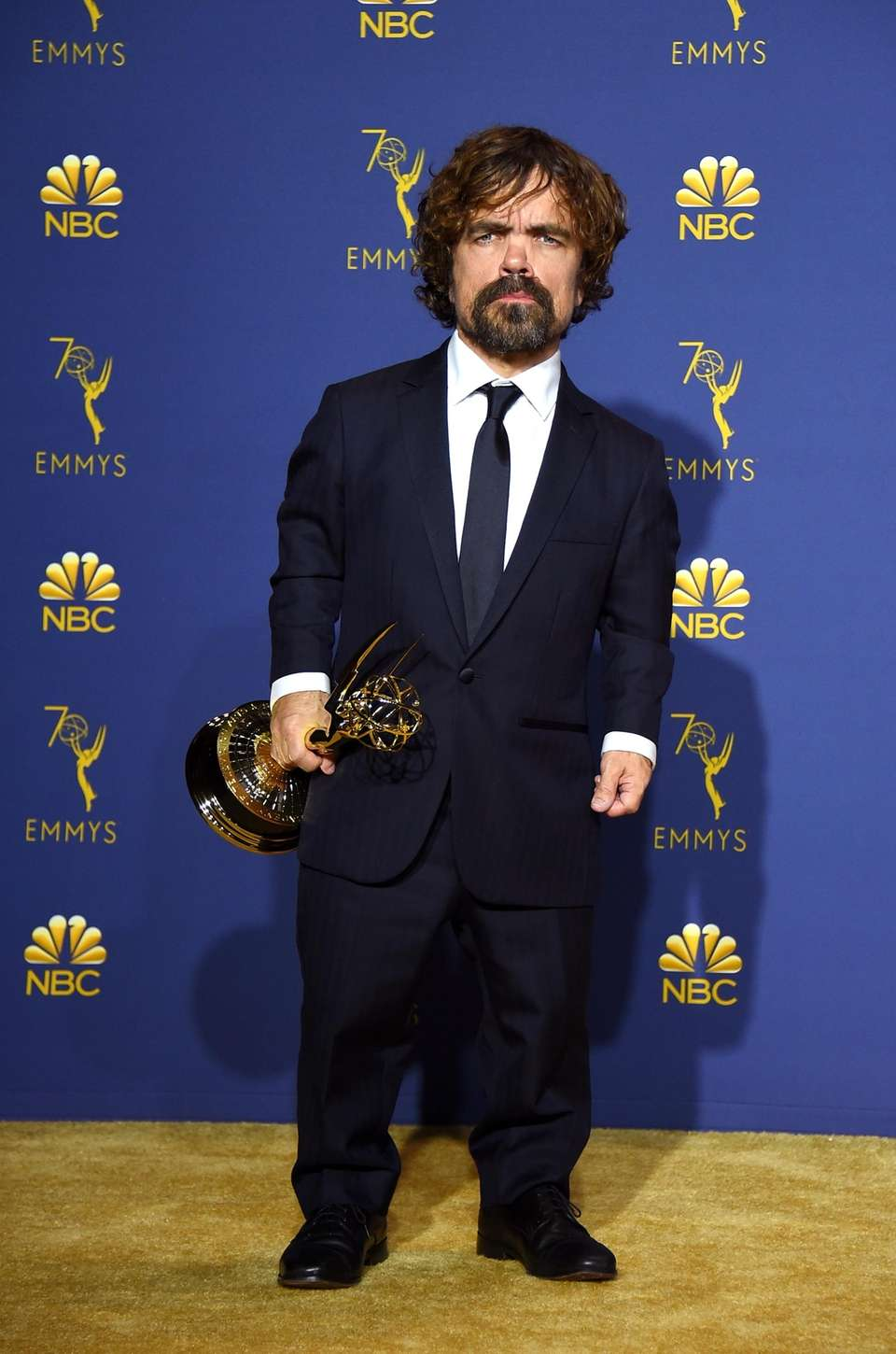 Peter Dinklage won for outstanding supporting actor in