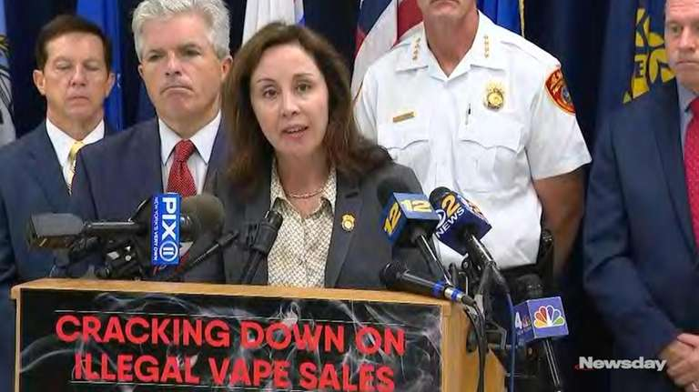 On Tuesday, Suffolk officials said that a crackdown