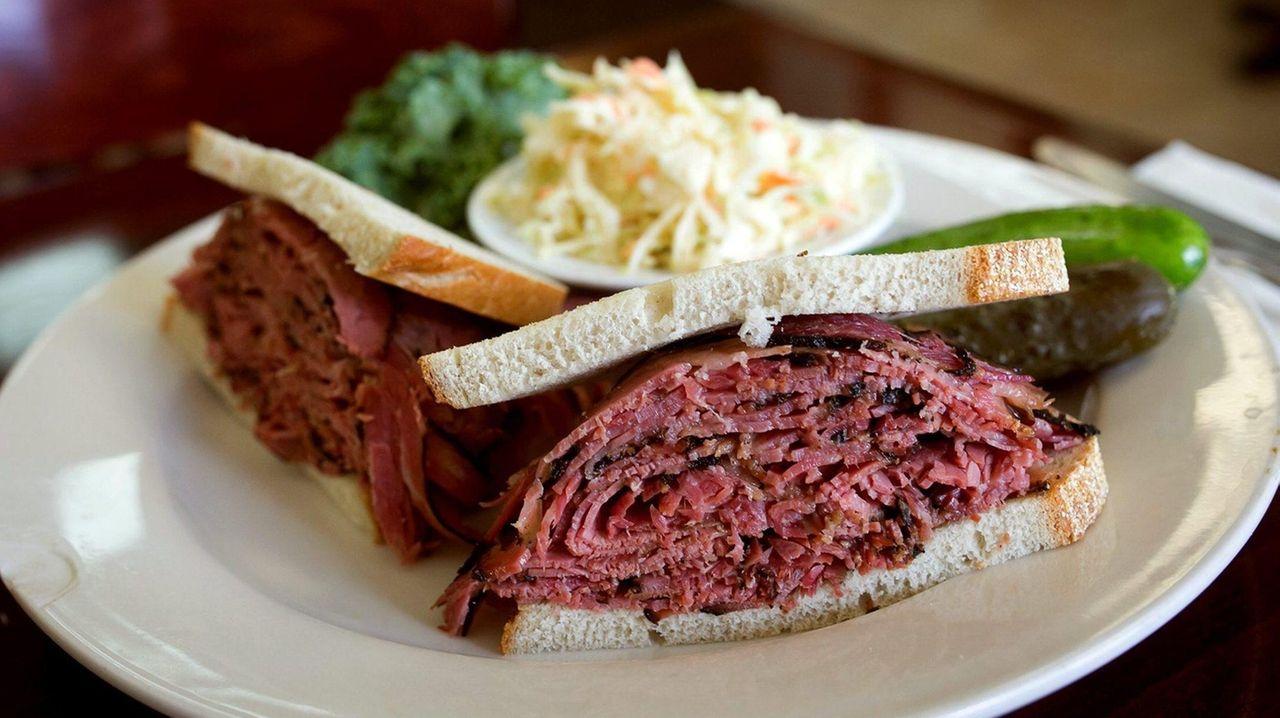 Kosher-style deli closes in Franklin Square