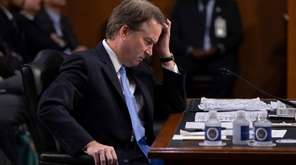 Supreme Court nominee Brett Kavanaugh is expected to