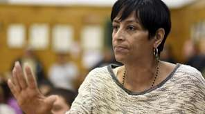 Evelyn Rodriguez, the mother of alleged MS-13 slaying
