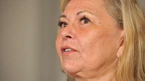 Roseanne Barr described her TV character's demise from