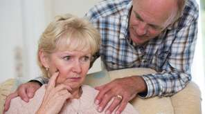 Wives who rush to retire with their husbands