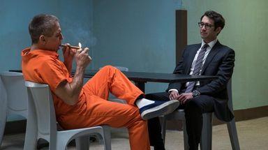 Tony Danza and Josh Groban play father and