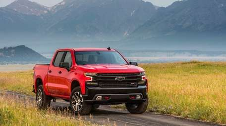 The 2019 Chevy Silverado, quiet and easy to