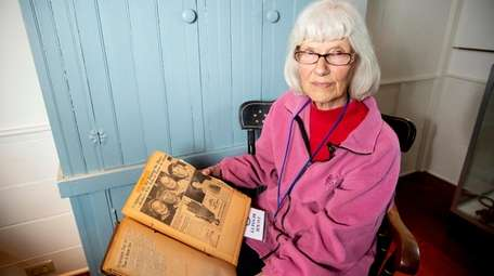 Jackie Parlato Bennett, 84, was 4 years old
