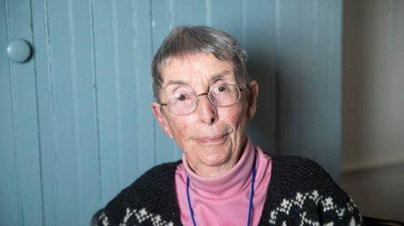 Lois R. Davis, 96, recalls trees toppling onto