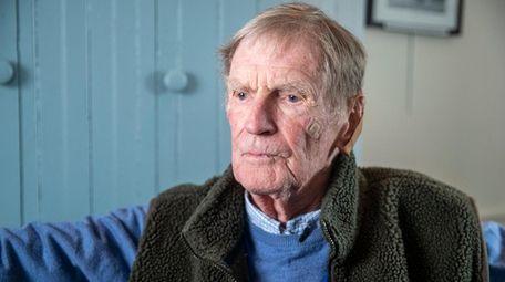 Otis Bradley, 86, fled to the attic of