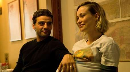 Oscar Isaac and Olivia Wilde are a too-precious-for-words
