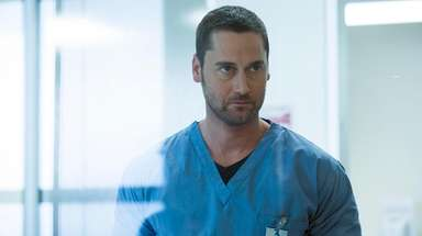Ryan Eggold stars as Dr. Max Goodwin in