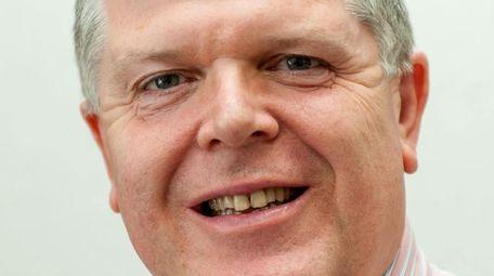 Suffolk Democratic Party chairman Richard Schaffer in Lindenhurst