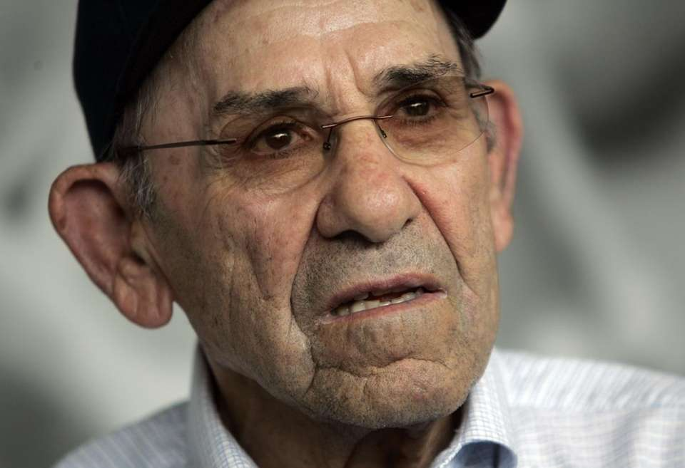 Former New York Yankees great Yogi Berra remarks