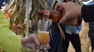 Pour the Core: A Hard Cider Festival features