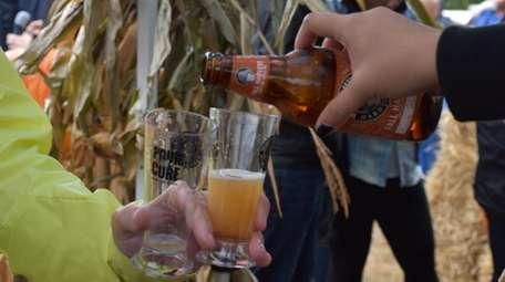 Pour the Core: A Hard Cider Festival features