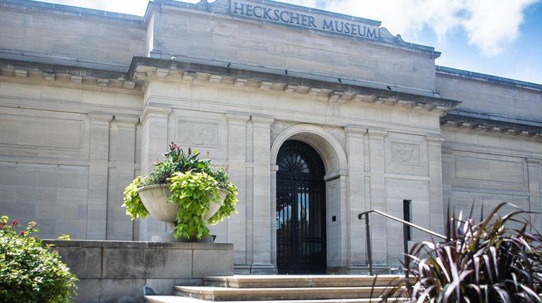Heckscher Museum in Huntington, seen on on Aug.