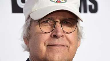 Chevy Chase attends the Tribeca Film Festival premiere