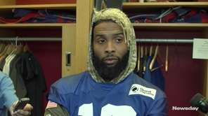 Odell Beckham Jr knows the importance of Sunday's