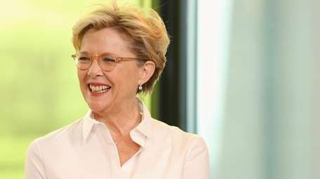 Annette Bening, who was last seen on in