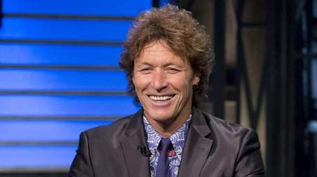 Ron Duguay of MSG Network's Rangers postgame show.