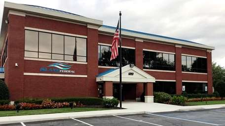 The headquarters of Island Federal Credit Union in