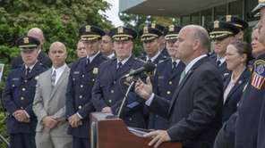 Nassau County law enforcement officials announced Thursday at