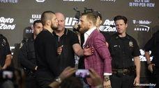 On Thursday, UFC lightweight champion Khabib Nurmagomedov and