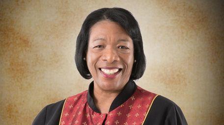 The Rev. Wendy C. Modeste, pastor, United Methodist