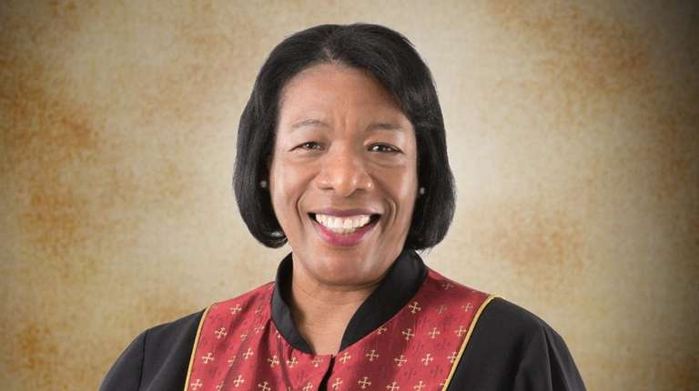 The Rev. Wendy C. Modeste, pastor, United Methodist