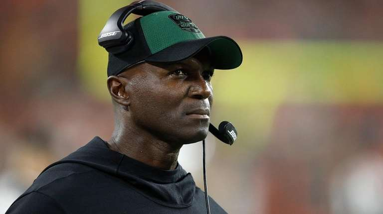 Jets head coach Todd Bowles think the Jets