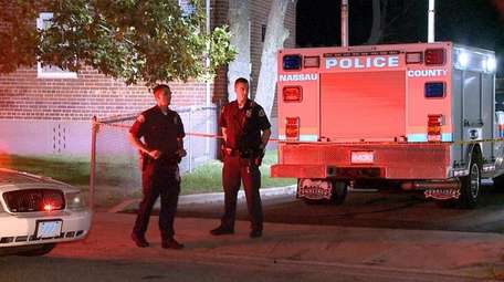 Four people were shot and wounded on Saturday