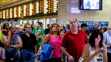 Penn Station, according to the report, hasn't had