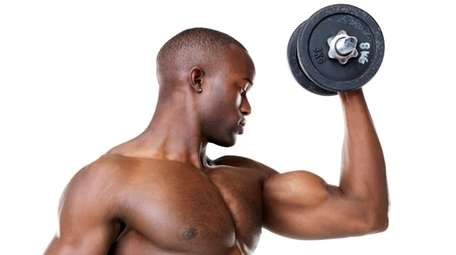 Two short strength-training sessions a week are enough