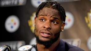 Pittsburgh Steelers running back Le'Veon Bell on Oct.