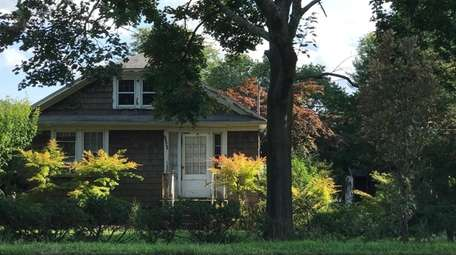 This Riverhead property, built in the 1930s, is