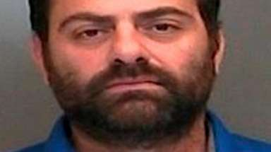 Scott Brunengraber, 45, of Hauppauge was charged Monday