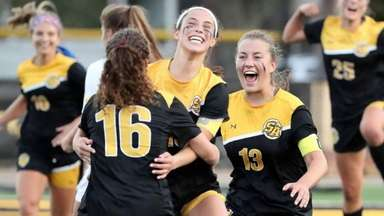 St. Anthony's defeated Sacred Heart, 2-0, in a