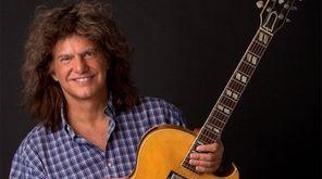 Grammy-winning jazz guitarist Pat Metheny will perform at