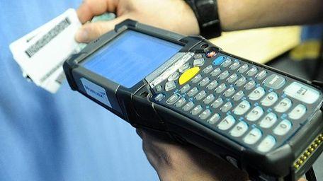 Intellicheck Mobilisa scanner