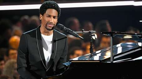 Jon Batiste is writing the music and lyrics