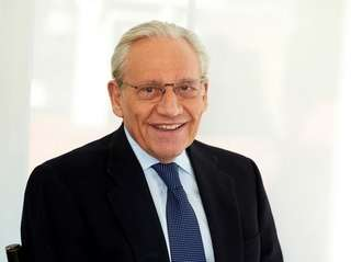 Bob Woodward, author of