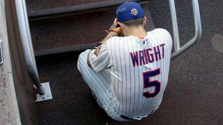 David Wright always will be considered Mr. Met,