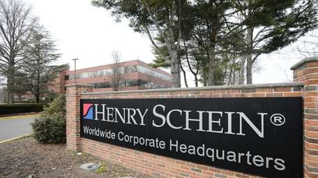 The worldwide corporate headquarters of Henry Schein Inc.