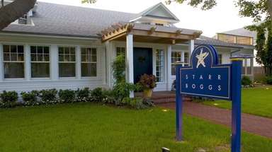 Starr Boggs in Westhampton Beach is listed for