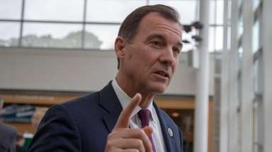 Congressman Tom Suozzi  on Monday, Sept. 24,